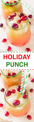 A delicious and easy to make Christmas Punch Recipe! It was a HUGE HIT at  our Christmas party, everyone loved it!