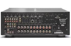 home theater preamp. cambridge audio - cxr200 7.2-channel home theater receiver with wi-fi® preamp