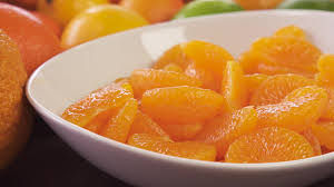 Mandarin Tangerines Bright Juicy Mandarin Oranges Dont Have To Come From A Can