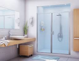 glass shower doors repair