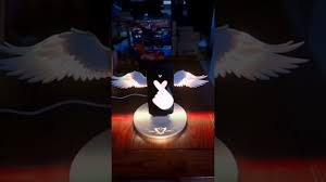 Light Angel Troubleshooting 10w Qi Angel Wings Wireless Charging Stand With Rainbow