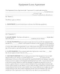 Rental Contract Template Word House Rental Contract Sample Philippines Lease Agreement Best Of