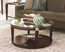 round coffee table small