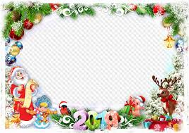 main free photo frames new year and gifts 2019 photo frame psd png