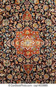 Peršan, orientální, koberec, tkanivo. | CanStock