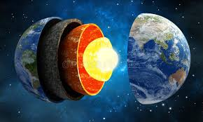 Image result for layers of the earth
