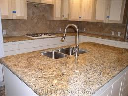 Backsplash For Santa Cecilia Granite Countertop New Santa Cecilia Kitchen Countertop Supply Brazil Yellow Granite
