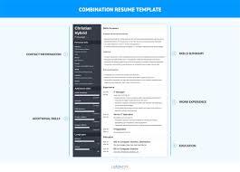 Combination Resume Sample Best Of Resumes Bination Resume Format