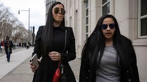 El arresto de Emma Coronel en EEUU: qué será de las hijas menores de El  Chapo - Noticias de Bariloche