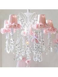 Baby Girl Room Chandelier Custom Ideas