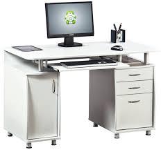 curved office desk. Charming Cottonwood Curved Top Half Pedestal Desk In Linen White Office