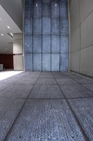 Light Transmitting Concrete Lucem Light Transmitting Concrete In Floor Application