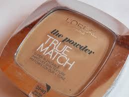 i got you covered l oreal true match pressed powder