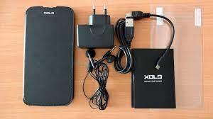 XOLO Q2500 Unboxing
