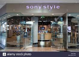 Sony Store Stockfotos und -bilder Kaufen - Alamy
