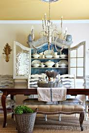 Best Images About Tablescapes  Dining Rooms On Pinterest - Country dining room pictures