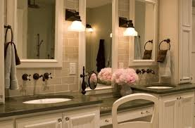 double vanity with makeup table. brilliant double vanity makeup area houzz in sink with table a