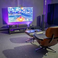 40 Best Setup Of Video Game Room Ideas [A Gamer's Guide] Best Living Room Pc