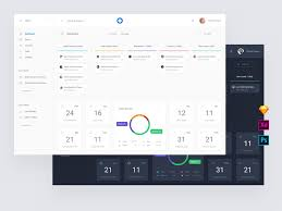 sales kit template sales crm application by live spline one on dribbble