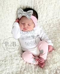 New born girl baby