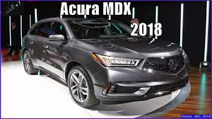 2018 acura mdx redesign. brilliant 2018 acura mdx 2018 redesign review with acura mdx redesign