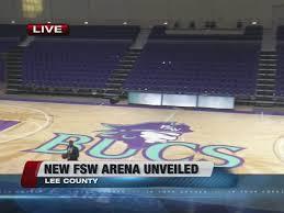 New Basketball Arena Opens On Florida Southwestern State