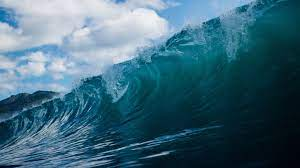 Ocean Wave 4k Ultra HD Wallpaper ...