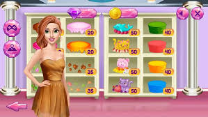 princess makeup fun spa salon world apk screenshot