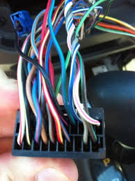 radio wire color problem 2004 ford taurus ses big newb radio wire color problem 2004 ford taurus ses big newb