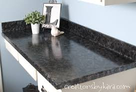 Imitation Granite Countertops Kitchen Faux Granite Countertop Paint Kits