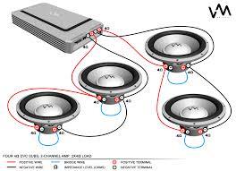 95b dvc sub 4 channel amplifier wiring Wiring Diagram Channel Trailer Plug Wiring Diagram