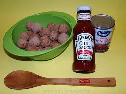 heinz meatball ings