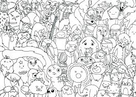 Regular Show Coloring Pages Regular Show Coloring Pages Cartoon