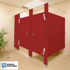 bathroom stall partitions. Bathroom Stalls : Which Toilet Partition Material Is Right For Your School Or Institution Restrooms - Lang Equipment Stall Partitions
