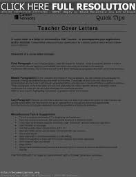 Brilliant Ideas Of Cover Letter For Education Job Fair In