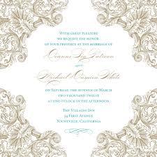 card formal invitation card template formal invitation card template medium size