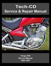 yamaha virago 500 service amp repair manual xv500 xv 1983 1984 yamaha virago 500 service amp repair manual xv500 xv 1983 1984 1985 1986 1987