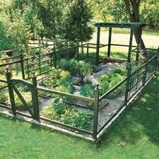 garden fence. 25+ Ideas For Decorating Your Garden Fence (DIY) O
