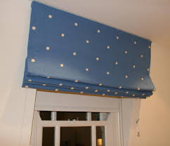 Blackout Roman Blind On Sloping Ceiling Combined With Dim Out - Blackout bedroom blinds