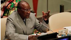 Guinea's Conde reshuffles government as political tensions rise ...