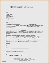Employee Letter Of Intent Return Address Templates Free