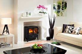 making it the perfect choice if you re looking for the stylish look of a wood burning stove but with the convenient installation of an electric fire