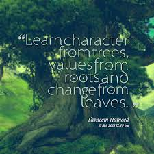Tree Quotes Best Learn Character Eatsleeptrees Couldn't Have Said It Better