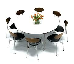 modern extendable dining table expandable round dining table round wood table with leaf expandable round dining