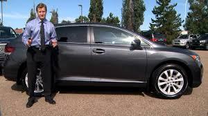 2013 Toyota Venza | Edmonton Dealer Review & Pricing - YouTube