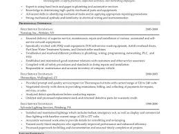 Hp Field Service Engineer Sample Resume] Download Hp Field Service .