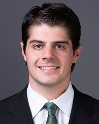 Official facebook page for william saliba. Sam Saliba Men S Ice Hockey Michigan State University Athletics
