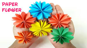 Easy Paper Origami Flower Paper Origami Flower Magdalene Project Org