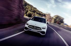 Позднее в гамму войдут дизельные исполнения и. 2021 Mercedes Benz Gla 250 4matic Amg Line H247 Drive