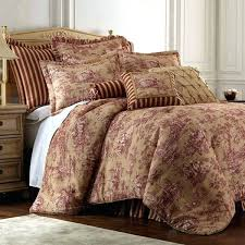 black and cream toile bedding sherry country sunset bed sets black and cream toile bedspread